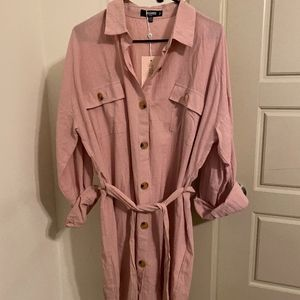 Missguided Dresses - missguided pink dress